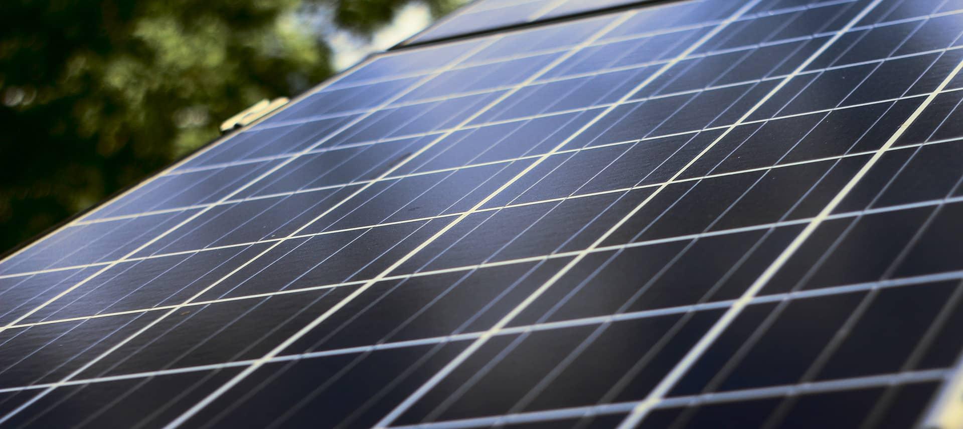 Autoconsommation grâce à l'énergie solaire