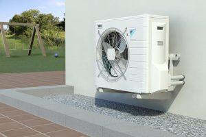 remplacement chaudière par un pompe à chaleur